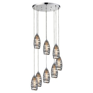 Alejandra 8-Light Pendant by Latitude Run
