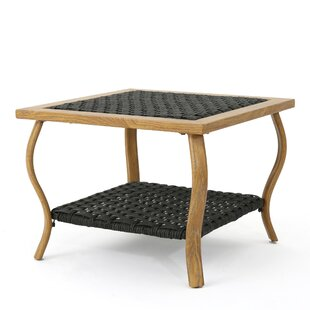 Ivy Bronx Drago Outdoor Coffee Table