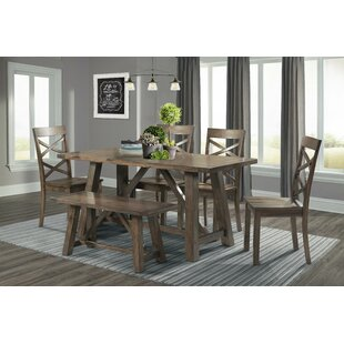 Bailee 6 Piece Dining Set  sc 1 st  AllModern : dining tables and chair sets - pezcame.com