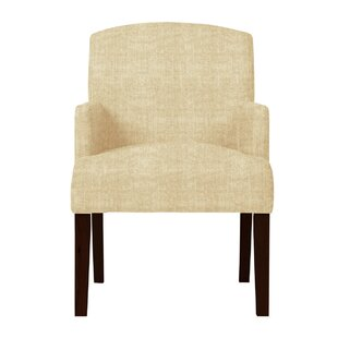 Arturo Hardwood Arm Chair by Langley Street