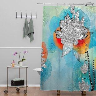 Herkimer Shower Curtain by Latitude Run
