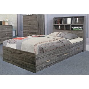 Latitude Run Doering Luxurious Storage Platform Bed