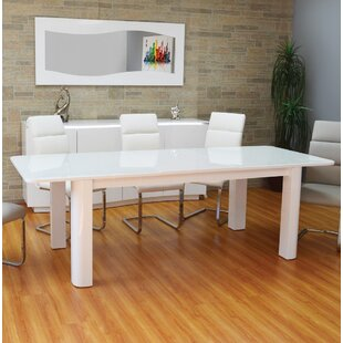 Shayne Extendable Dining Table by Ebern Designs Best Choices
