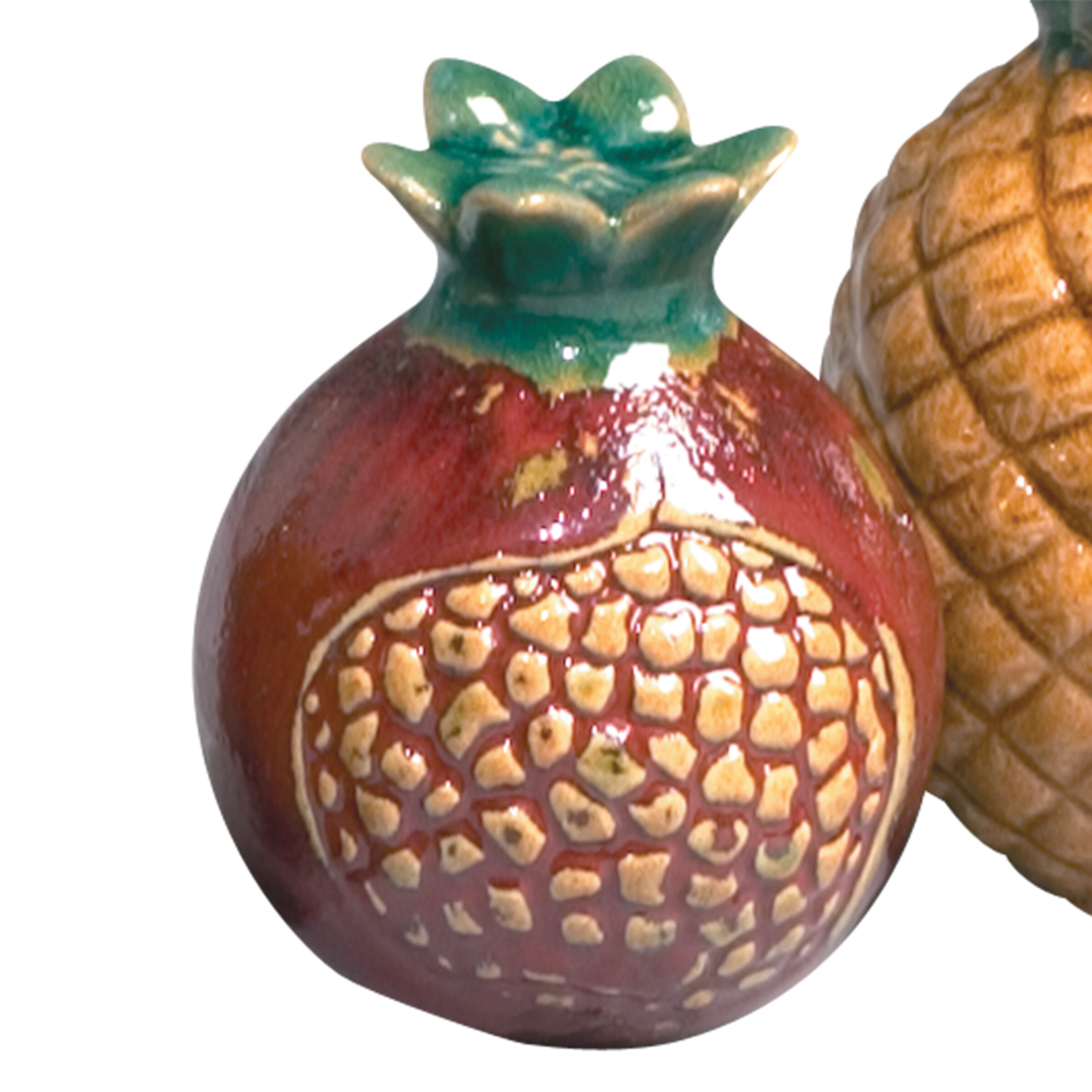 Ceramic Mixed Fruit Decorative Objects You Ll Love In 2021 Wayfair