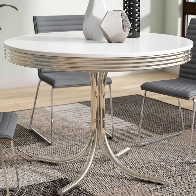 Exceptionnel Kewei Retro Dining Table