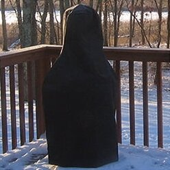 The Blue Rooster Large Chiminea Cover