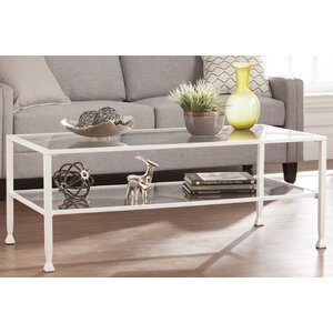 Casas Rectangular Coffee Table