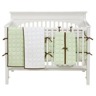 Affordable Reuven 4 Piece Crib Bedding Set By Harriet Bee