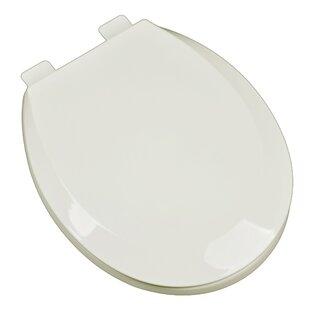 Plumbing Technologies LLC Premium Plastic Contemporary Round Toilet Seat