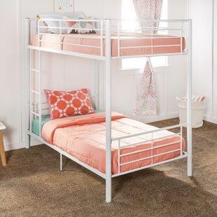 Malia Twin over Twin Bunk Bed