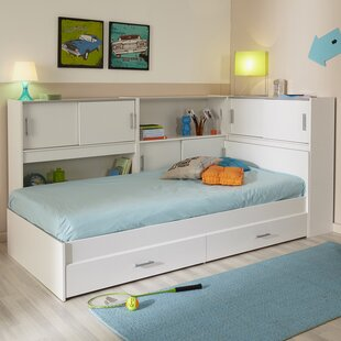 Best Snoop Twin Bed with Storage By Parisot