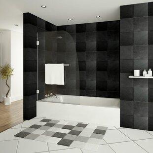 . Modern   Contemporary Tub Shower Combo   AllModern