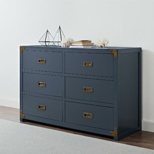 Buying Sumitra 6 Drawer Double Dresser by Mack & Milo Reviews (2019) & Buyer's Guide