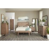 Vanowen Platform Configurable Bedroom Set by Bungalow Rose