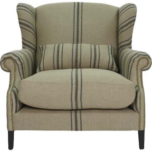 Leon Wingback Chair