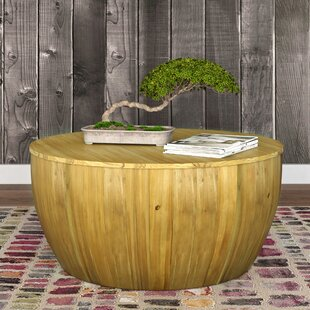 Jovan Coffee Table by Bloomsbury Market New Design