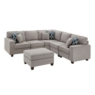 Samual Modular Sectional with Ottoman