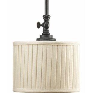 Gracie Oaks Cooley 1-Light Pendant