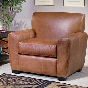 Jackson Armchair by Omnia Leather