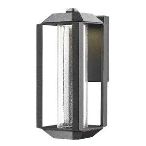 Spiro 1-Light Outdoor Flush Mount