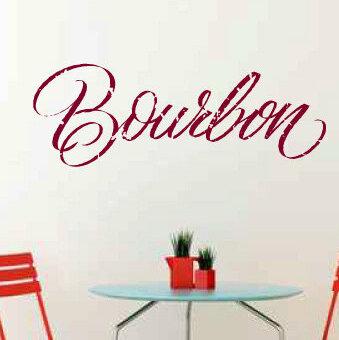 Red Barrel Studio Savarese Bourbon Wall Decal Wayfair
