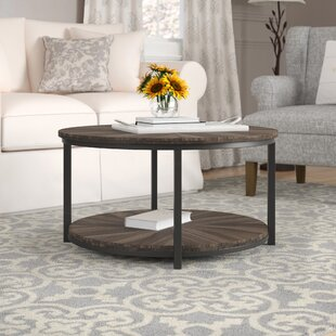 Read Reviews Dalton Gardens Coffee Table by Laurel Foundry Modern Farmhouse