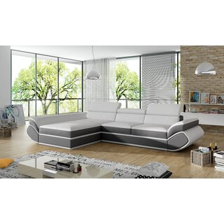 Almeta Mini Right Hand Facing Sleeper Sectional by Latitude Run SKU:CC553620 Description