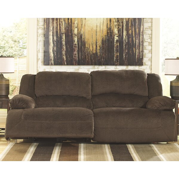 Genial Alcott Hill Malta Double Seat Reclining Sofa | Wayfair