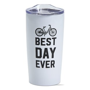Best Day Double Wall Stainless Steel 18 oz. Insulated Tumbler
