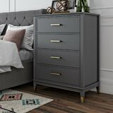 Westerleigh 4 Drawer Chest by CosmoLiving by Cosmopolitan