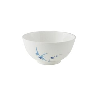 Hensley 56 oz. Melamine Rice Bowl (Set of 12)