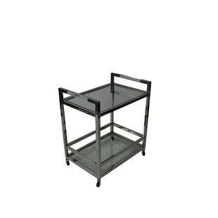 Manervia Bar Cart by Everly Quinn
