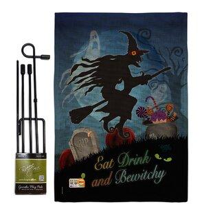 Halloween Yard Flags Wayfair