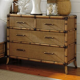 Twin Palms 4 Drawer Dresser