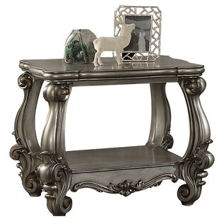 Welton End Table By Astoria Grand