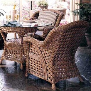 4100 Windsong Dining Chair by South Sea Rattan