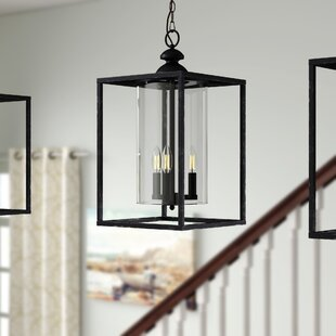 Didmarton 3-Light Square/Rectangle Pendant by Darby Home Co