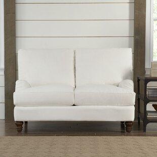 Montgomery Upholstered Loveseat by Birch Lane™
