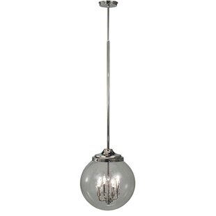 Rayleigh 4-Light Pendant by Darby Home Co