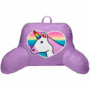 Hinton Charterhouse Unicorn Dreams Bed Rest Pillow