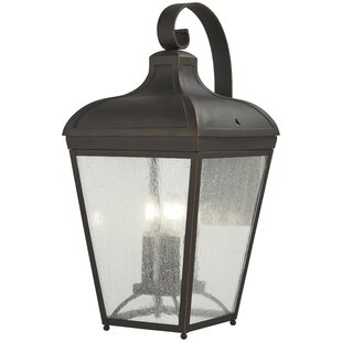 Duong 4-Light Outdoor Wall Lantern