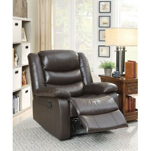 Reviews Neihoff Manual Glider Recliner by Red Barrel Studio Reviews (2019) & Buyer's Guide