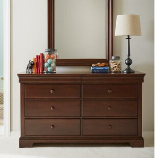 Bargain Teaberry Lane 6 Drawer Double Dresser by Stone & Leigh™ by Stanley Furniture Reviews (2019) & Buyer's Guide