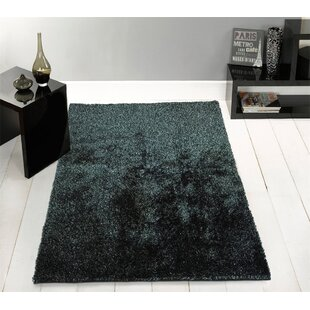 Find the perfect William Street Hand-Knotted Black Ash Area Rug ByBrayden Studio