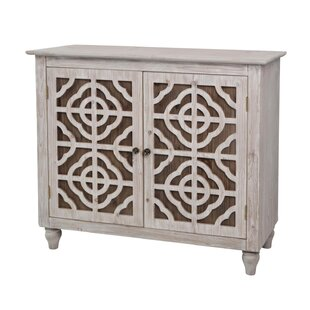 Wynsum 2 Door Accent Cabinet by Bungalow Rose