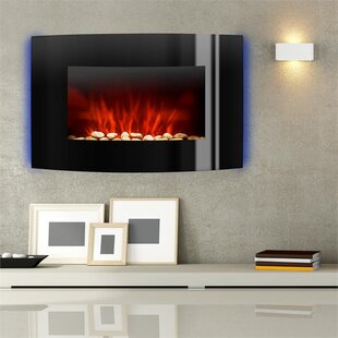 Lausanne Electric Fireplace Insert By Klarstein