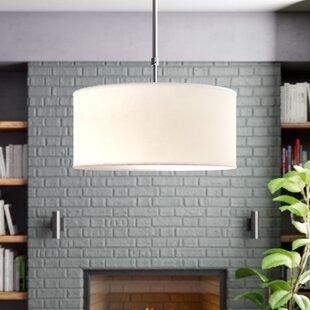 Savings Boese 3-Light Pendant By Ivy Bronx
