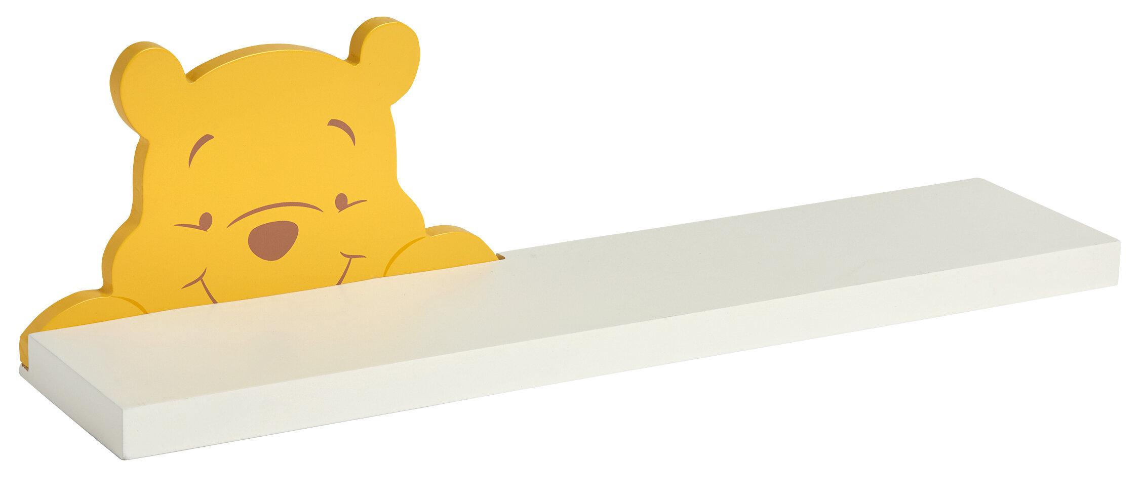Disney Pooh Floating Shelf & Reviews | Wayfair