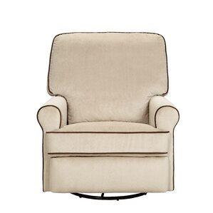 Tarik Reclining Swivel Glider