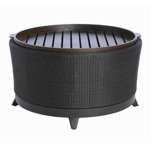 Halo Metal Coffee Table by Summer Classics
